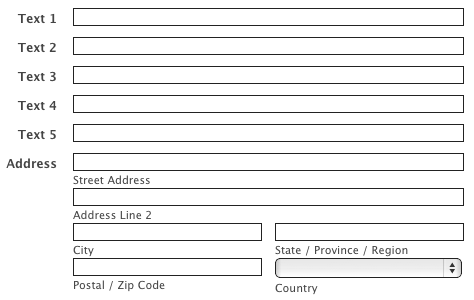 Customize Your Form With CSS: Examples! | Wufoo