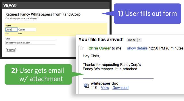 Cómo enviar documentos técnicos