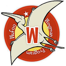 Wufoo Wingman Badge